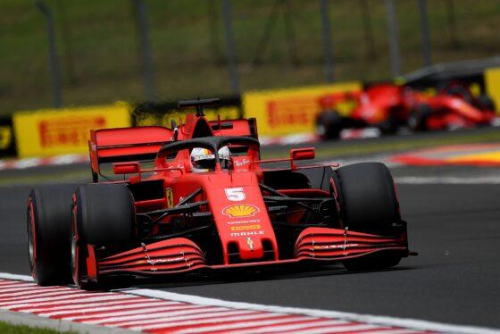Ferrari: «Δεν θα είμαστε ανταγωνιστικοί μέχρι το 2022»