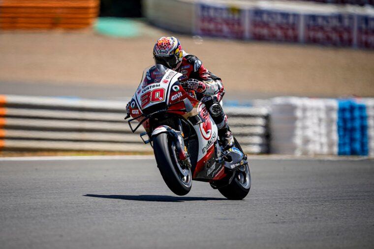 GP Ανδαλουσίας FP2: Ο Nakagami έφερε τη Honda στη κορυφή