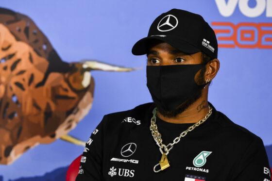 Hamilton: «Σημαίνει πολλά περισσότερα η κατάκτηση του φετινού τίτλου»