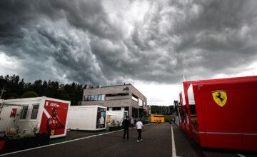 GP Αυστρίας: Οι πρώτες εικόνες από τα paddock του Red Bull Ring (photos)