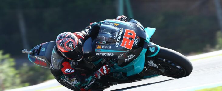 GP Τσεχίας FP2: Ταχύτερος ο Quartararo και 1-2 η SRT Yamaha