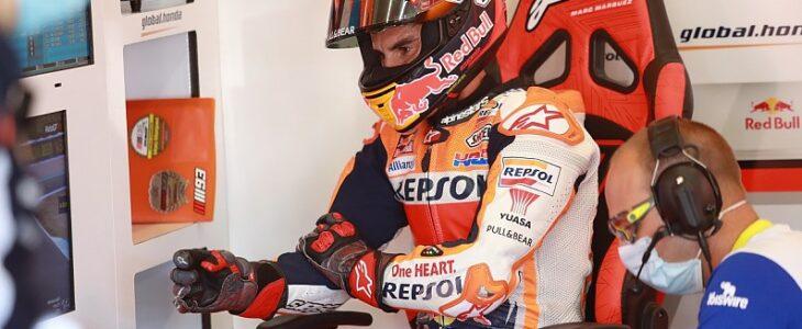 Ξανά στο χειρουργείο ο Marquez – Αμφίβολος για Τσεχία