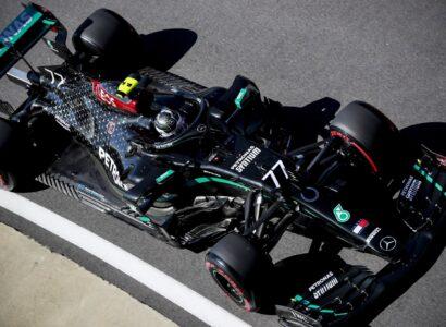 GP 70ης Επετείου FP1: Bottas και Mercedes κυριάρχησαν